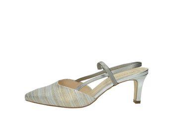 7998a75d7d97 Peter Kaiser dámske sandále - strieborné