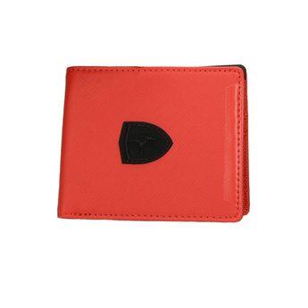 Unisex štýlová peňaženka - červená