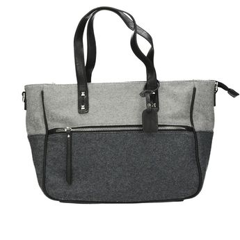 Remonte dámska praktická kabelka - šedá