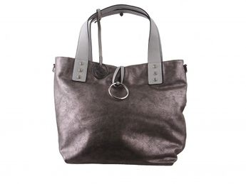 Remonte dámska veľká kabelka - šedá