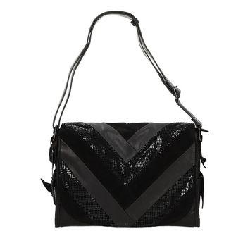 Remonte dámska štýlová kabelka - čierna