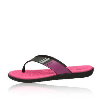 5ae7d37a3f99e Rider dámske štýlové plážovky - ružovočierne