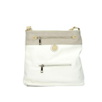 Rieker dámska kabelka - biela