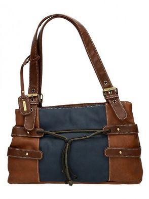 Rieker dámska kabelka - hnedá