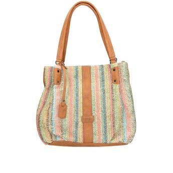 Rieker dámska kabelka - multicolor