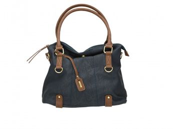 Rieker dámska kabelka - modrá