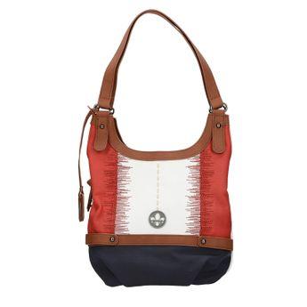 Rieker dámska praktická kabelka - viacfarebná