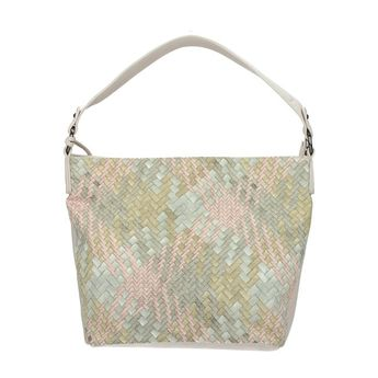 375b9e138b98 Rieker dámska praktická štýlová kabelka - viacfarebná