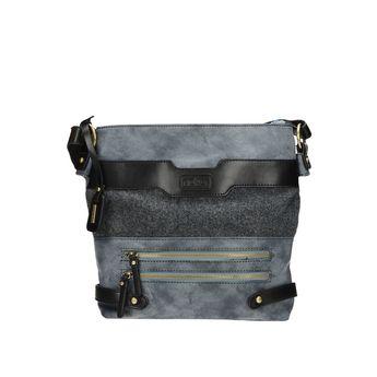 Rieker dámska štýlová kabelka - modrá