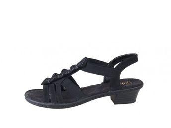 aa44c01c0 Fly Flot dámske kožené sandále s remienkom - béžové | 23230PG-BEI ...