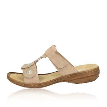 e24d5e87decf1 Dámska obuv - kvalitné značkové šľapky Rieker online | www.robel.sk