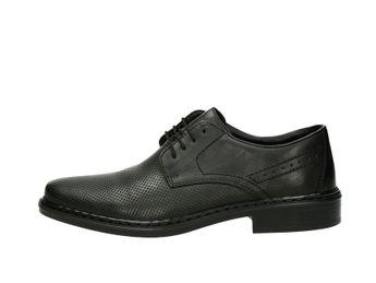 Rieker pánske topánky - čierne