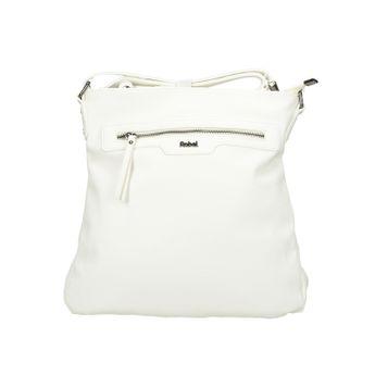 Robel dámska crossbody kabelka - biela