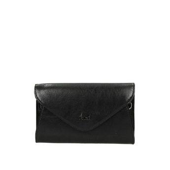 Robel dámska elegantná kabelka - čierna