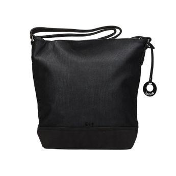 Robel dámska kabelka - čierna 9a7ac3fc452