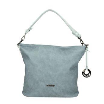 8df4eee22e0c Robel dámska štýlová kabelka - modrá