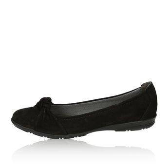 Robel dámske balerínky - čierne