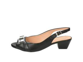 Robel dámske sandále - čierne