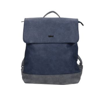 Robel dámsky štýlový ruksak - modrý