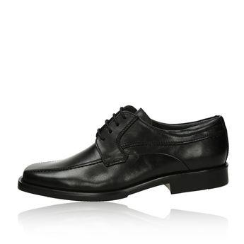 2b77fa1c2187 Robel pánske kožené spoločenské topánky - čierne