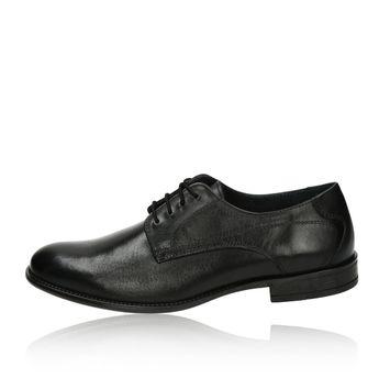 Robel pánske spoločenské topánky - čierne