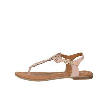 8b91e1a53558 ... S.Oliver dámske štýlové sandále - ružové