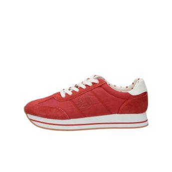 S.Oliver dámske štýlové tenisky - červené