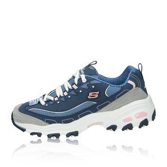 Skechers dámske štýlové tenisky - modré