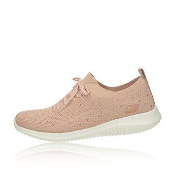 Skechers dámske štýlové tenisky - ružové
