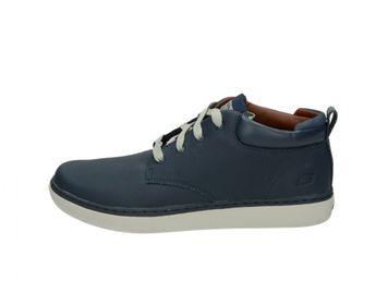 Skechers pánske kotníky - modré