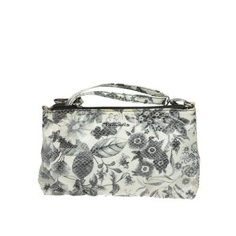 230a397c10 Tamaris dámska praktická kabelka - čierno biela
