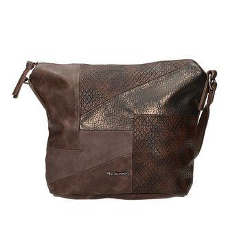 Tamaris dámska praktická kabelka - hnedá