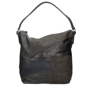 Tamaris dámska praktická kabelka - šedá