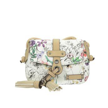 Tamaris dámska štýlová kabelka s kvetovaným vzorom
