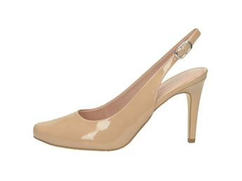 Tamaris dámske sandále - béžové