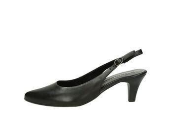 Tamaris dámske sandále - čierne