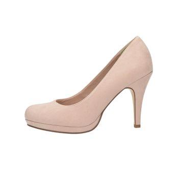 Tamaris dámske lodičky - ružové