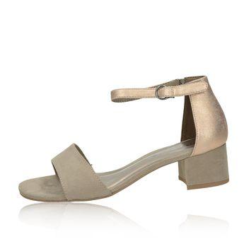 c585db5e0e84 Tamaris dámské pohodlné sandále - béžové