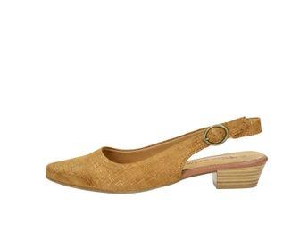 Tamaris dámske sandále - zlaté