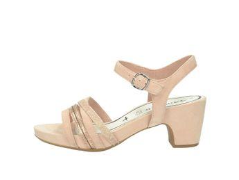 32e69ffe6fa8 Tamaris dámske sandále - ružové