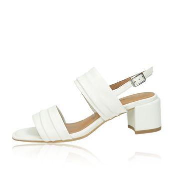 a3b92f369c2b Tamaris dámske štýlové sandále - biele