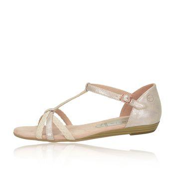 914c2dfa6 Tamaris dámske štýlové sandále s remienkom - ružové