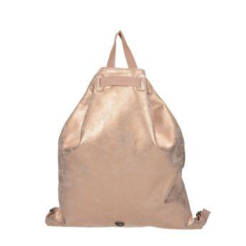Tamaris dámsky štýlový ruksak - zlatý