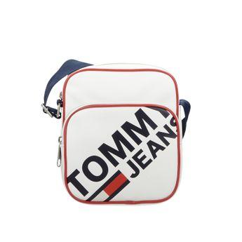 Tommy Hilfiger dámska štýlová crossbody kabelka - biela