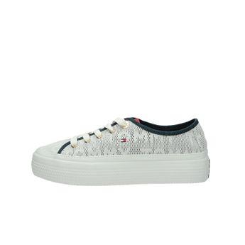 debadcaa064a Tommy Hilfiger dámske textilné tenisky - biele