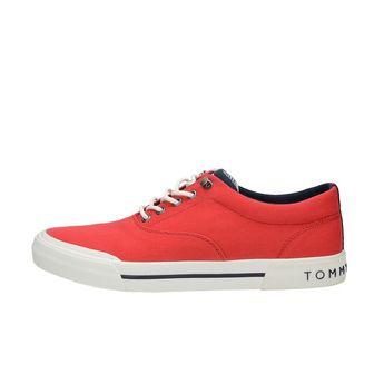 75ec94d9b Tommy Hilfiger pánske štýlové tenisky - červené