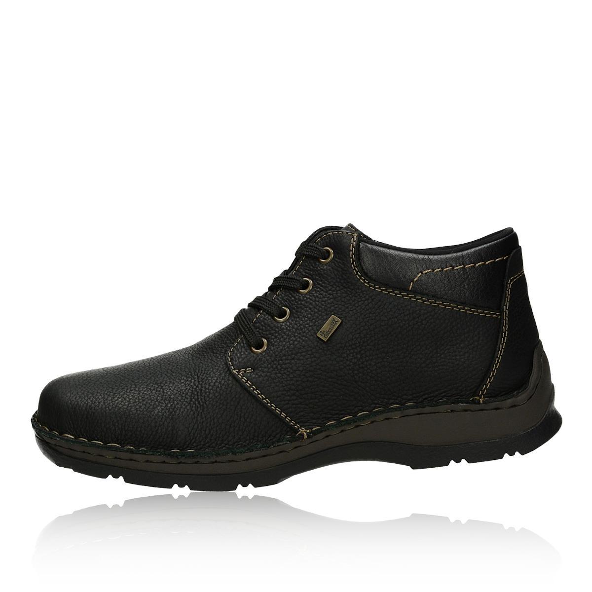 311d878126 Rieker pánske zimné topánky - čierne ...