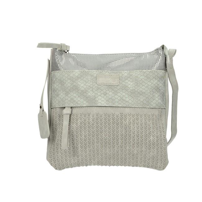 Rieker dámska praktická kabelka - šedá Rieker dámska praktická kabelka -  šedá ... 83fd4b4ffa5