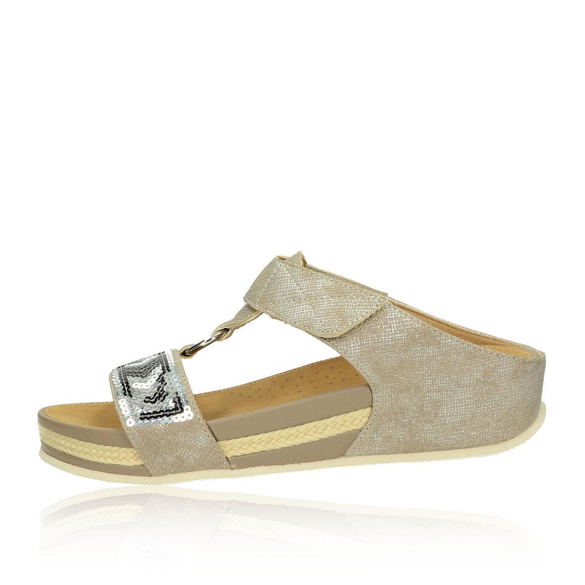 Dámska obuv - kvalitné značkové šľapky Rieker online  a07dfa8e45