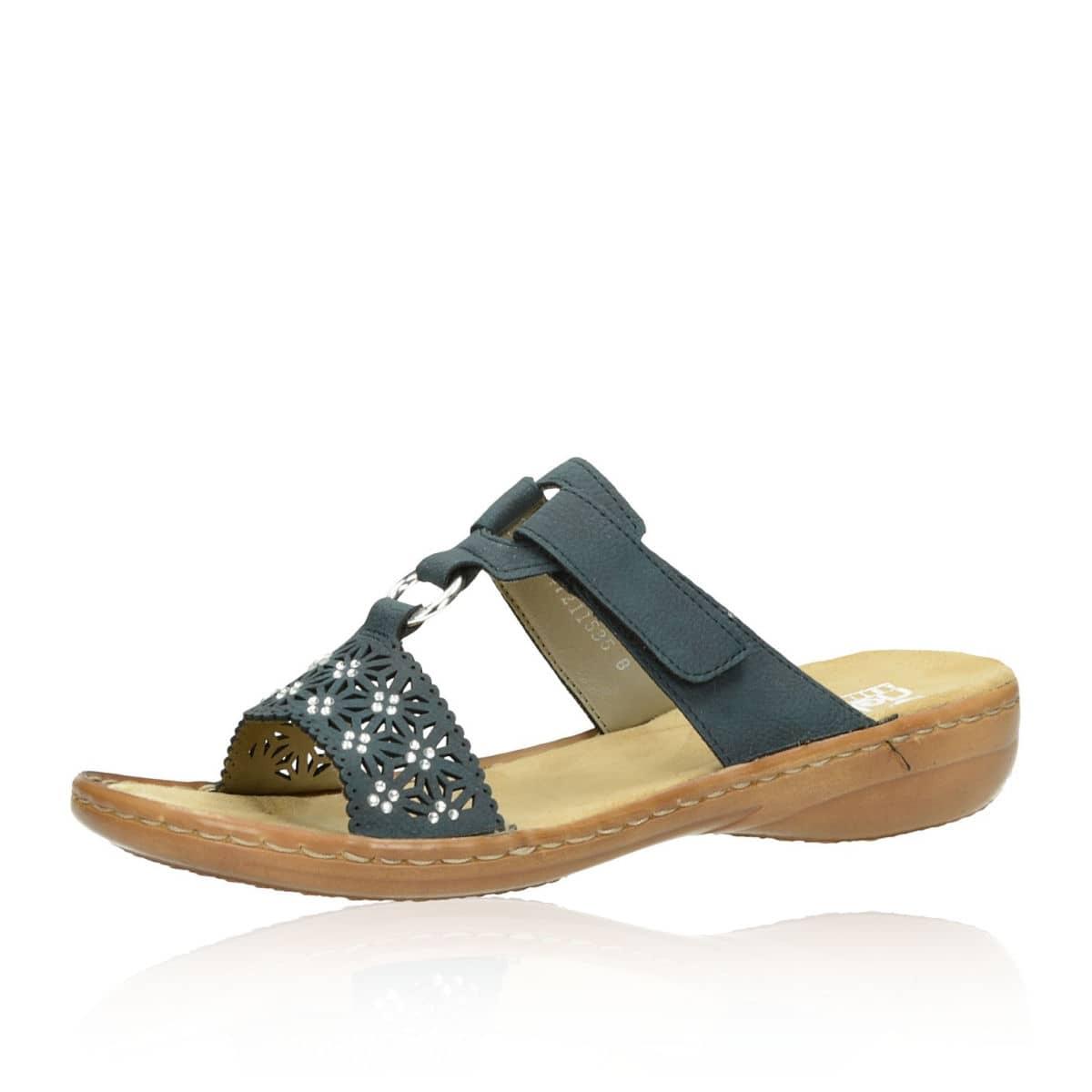 Dámska obuv - kvalitné značkové šľapky Rieker online  db65ed25e3